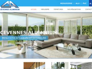 Détails : Menuiserie aluminium et PVC