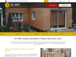 Détails : DL MIP, artisan menuisier à Thury-Harcourt, Caen