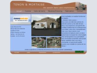Tenon et Mortaise - Menuiserie ébénisterie