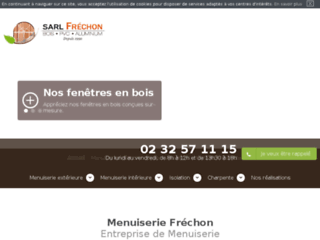 Menuiserie Fréchon