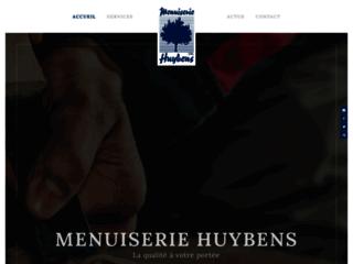 Menuiserie Huybens, travail du bois pour intérieur et extérieur du bâtiment à Namur