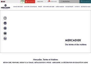 Mercadier.fr