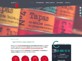 Détails : Meryvin, caviste et épicerie fine à Liège