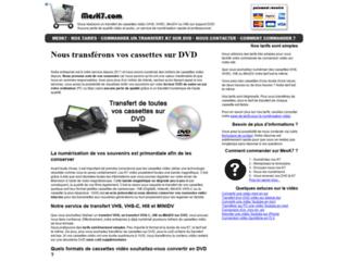 Détails : Mesk7: la conversion k7 en DVD