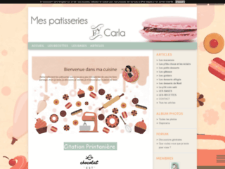 Patisseries by Carla
