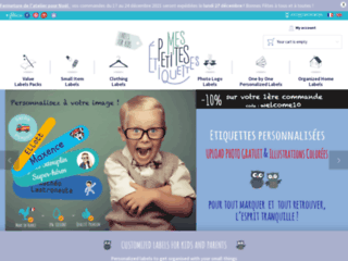 Détails : Mespetitesetiquettes.com: pour personnaliser objets et vêtements de vos enfants