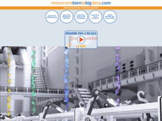 Détails : Smart industrie et Big Data