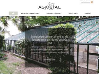 AG Métal : Entreprise de métallerie et de ferronnerie en Ille-et-Vilaine