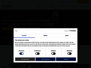 Détails : Metalock Engineering, référence mondiale de l'usinage
