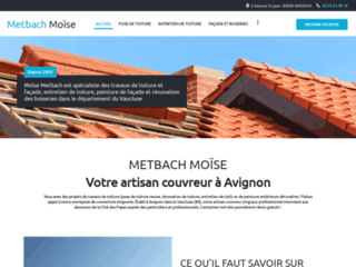 METBACH MOISE couvreur