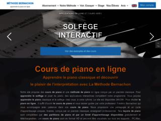 Détails : Cours piano