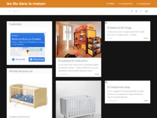 Meuble-lit.fr : vente en ligne de meubles pour petits espaces