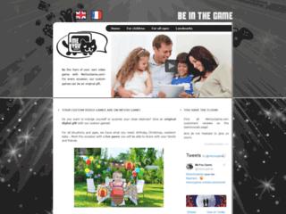 Détails : MeYou Game, jeux vidéo personnalisés
