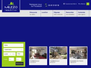 Détails : Agence immobilière Mezzo Immobilier Tournefeuille