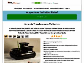 Détails : Miaustore, site de vente en ligne d'accessoires pour chat