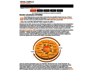 Consultant ERP (spécialiste en logiciels de gestion)