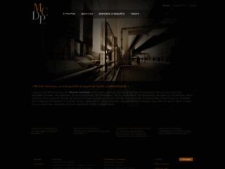 Michel Corneau: les filatures professionnelles