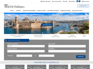 Détails : Agence immobilière 13008