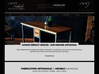 Mobilier sur mesure - Micheli Design