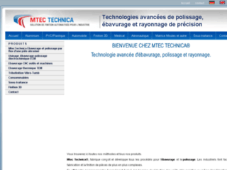 Détails : Micro Technica : ébavurage et polissage