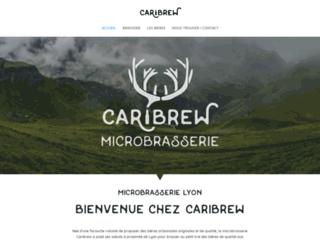 Microbrasserie Caribrew à proximité de Lyon - Fabrication de biere artisanale