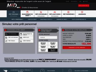 Détails : MiD Finance : simulation de crédit en ligne