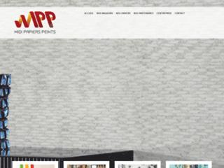 Détails : Midi Papiers Peints - papiers peints Toulouse