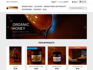 Le buzz du miel bio