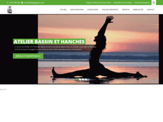 Détails : Mike, Yoga à Paris
