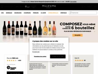 Millesima, acteur du monde du vin
