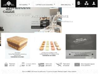 Détails : Mimi Gwastell: pâtisserie artisanale