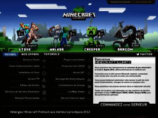 Détails : Minecraft illimity : serveur minecraft illimités