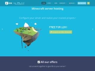 Détails : Location de serveurs Minecraft - Minecraft MANIA