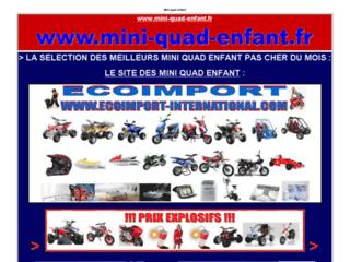 Mini-quad-enfant.fr