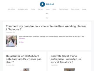 Détails : http://miniref.fr/