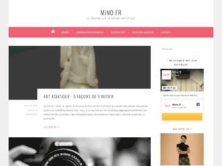 Mino.fr : plateforme d'art et de culture