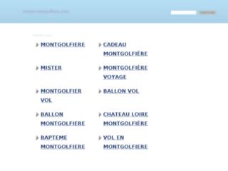 Mister Montgolfière