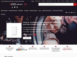 Détails : Pièces détachées et accessoires pour électroménager