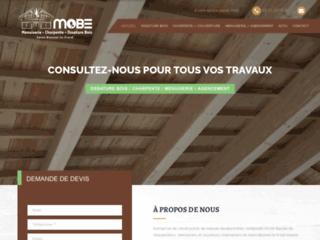 Détails : MOBE : le partenaire de vos projets de construction et rénovation en bois à Saint-Bonnet-le-Froid