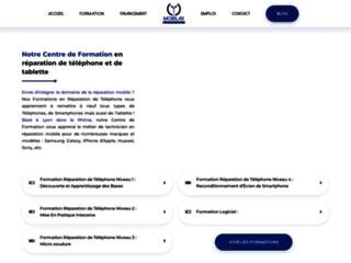 Intégrez la formation en réparation de téléphone portable de la Mobilax Academy