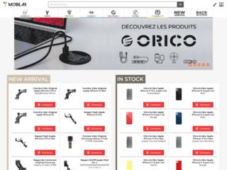 Détails : Le distributeur de pièces détachées et accessoires pour smartphone