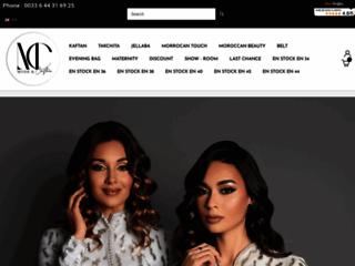 Détails : Mode et Caftan