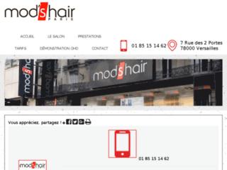 Détails : Salon Mods'Hair à Versailles