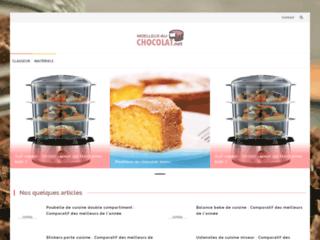 Détails : Moelleux au chocolat