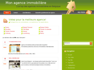 Mon agence immobilière : un compagnon de marque
