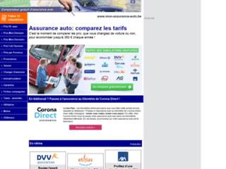 Détails : Mon assurance auto, comparateur d'assurances auto
