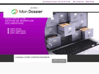 Détails : Workflow Documentaire en ligne