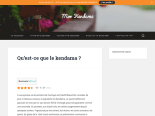 Mon kendama, guide d'achat en ligne