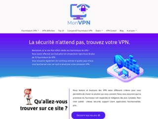 Mon-VPN.fr : le numéro 1 en France sur les VPN