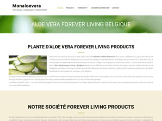 Détails : Aloe vera Belgique